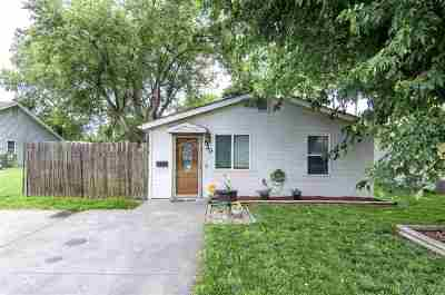 Junction City Single Family Home For Sale: 520 W 12th Street