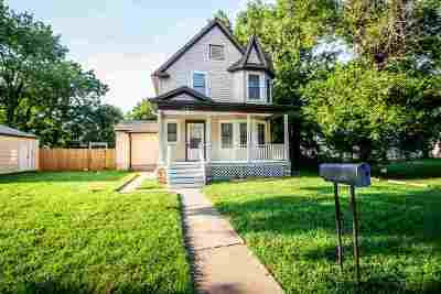 Junction City Single Family Home For Sale: 122 W 1st