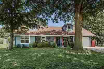 Manhattan Single Family Home For Sale: 3508 Musgrave Court