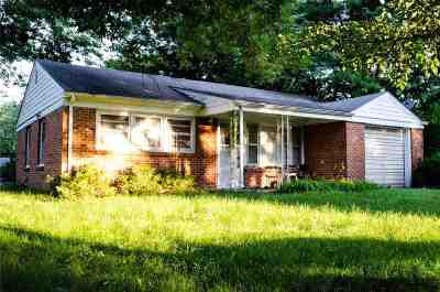Riley County Single Family Home For Sale: 1511 Campus