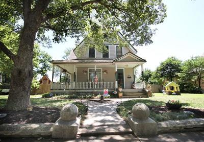 Junction City Single Family Home For Sale: 229 W 3rd Street