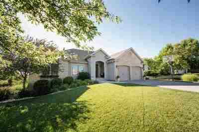 Riley County Single Family Home For Sale: 1112 S Mill Point Circle