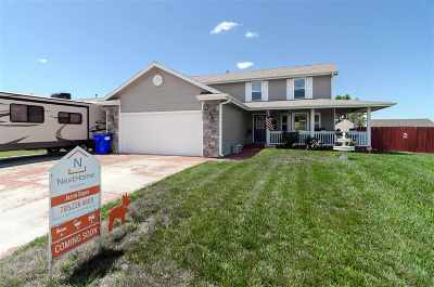 Single Family Home For Sale: 1106 Hickory Lane