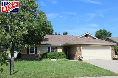 Riley County Single Family Home For Sale: 2309 Raspberry Drive