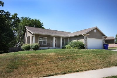 Single Family Home For Sale: 1424 Elm Creek Drive