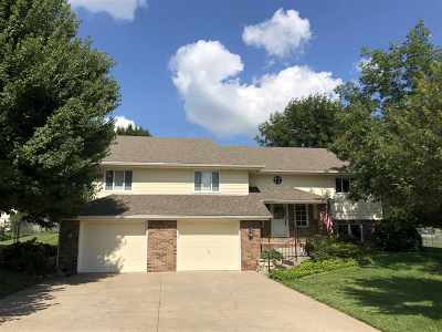Riley County Single Family Home For Sale: 3404 Westbaker