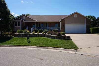 Abilene Single Family Home For Sale: 418 Brice Court