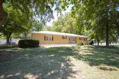 Chapman Single Family Home For Sale: 1985 2680 Lane