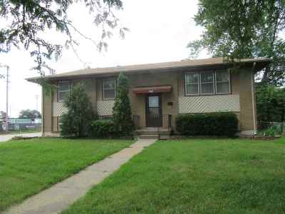 Single Family Home For Sale: 2401 Vaughn Drive
