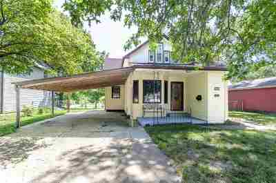 Dickinson County Single Family Home For Sale: 803 N Olive Street