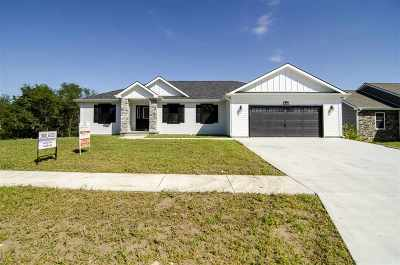 Junction City Single Family Home For Sale: 907 Chisholm Trail