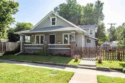 Abilene Single Family Home For Sale: 707 N Kuney