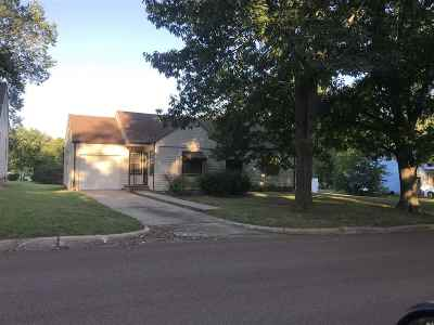 Alma Single Family Home For Sale: 904 Lyndon