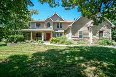 Wamego Single Family Home For Sale: 13534 Turkey Trail