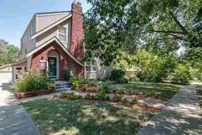 Abilene Single Family Home For Sale: 405 NE 9th Street