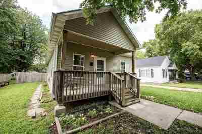 Wamego Single Family Home For Sale: 707 Oak Street