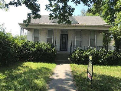 Junction City Single Family Home For Sale: 223 W 6th Street