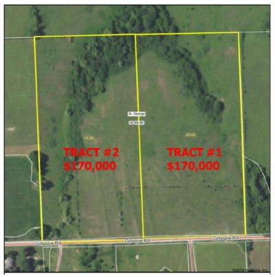 Wamego Residential Lots & Land For Sale: Gillaspie