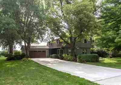 Abilene Single Family Home For Sale: 1416 Country Club Lane