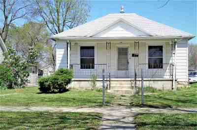 Junction City Single Family Home For Sale: 418 W 11th Street