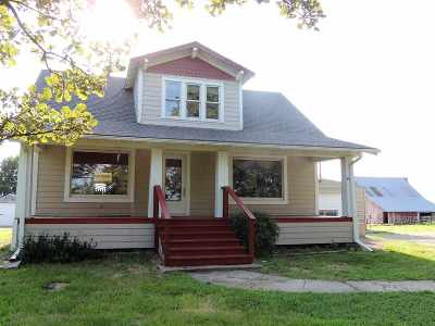 Clay Center Single Family Home For Sale: 1086 12th Road