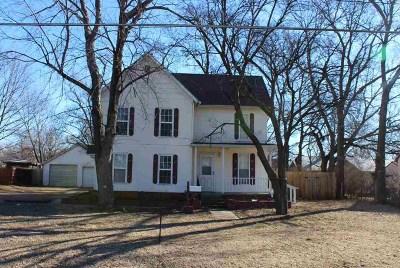 Abilene Single Family Home For Sale: 1205 N Olive Street