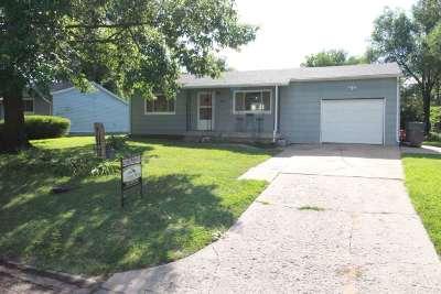 Dickinson County Single Family Home For Sale: 513 S Garfield Street