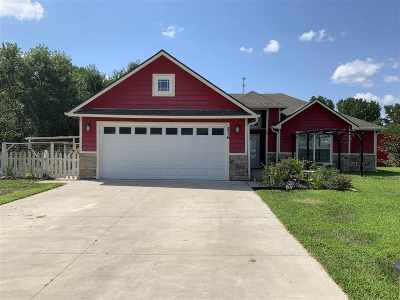 Riley Single Family Home For Sale: 216 Bergsten Court