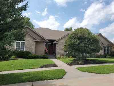 Wamego Single Family Home For Sale: 401 Jc Rogers Drive