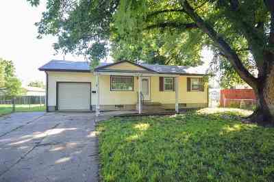 Junction City Single Family Home For Sale: 1310 Manley