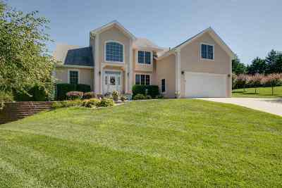 Manhattan Single Family Home For Sale: 3601 Everett Circle