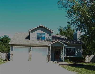 Manhattan Single Family Home For Sale: 2508 Charolais Lane