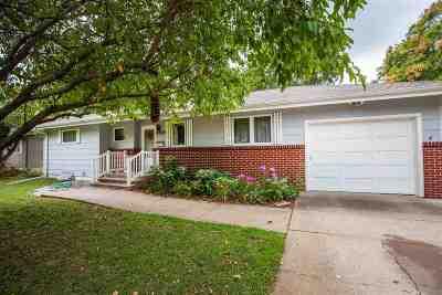 Manhattan Single Family Home For Sale: 2805 Nevada Street