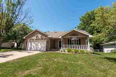 Riley County Single Family Home For Sale: 3458 Treesmill Drive