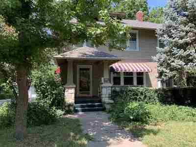 Manhattan Single Family Home For Sale: 1728 Fairchild Avenue