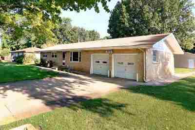 Manhattan Single Family Home For Sale: 3500 Anderson Avenue