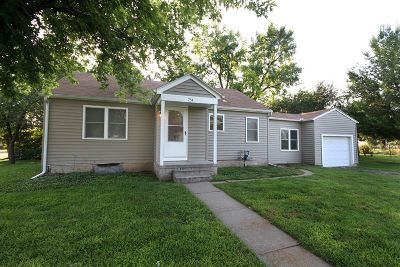 Dickinson County Single Family Home For Sale: 734 N Glick Street