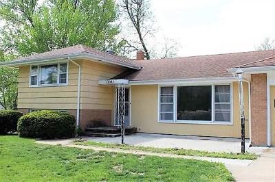 Wamego Single Family Home For Sale: 1501 Morningside Drive