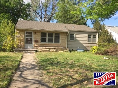Junction City Single Family Home For Sale: 410 W Ash Street