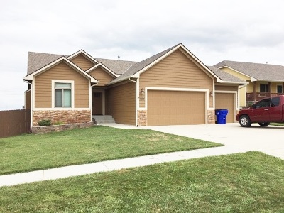 Junction City Single Family Home For Sale: 1619 Lariat Lane