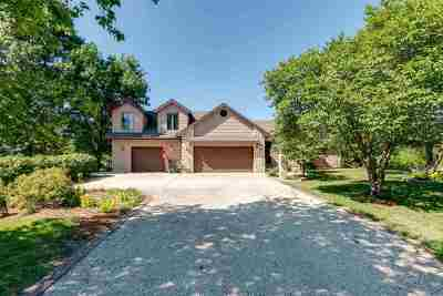 Manhattan Single Family Home For Sale: 1556 Deep Creek Lane
