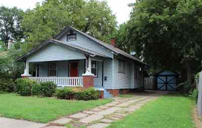 Salina Single Family Home For Sale: 312 W Beloit Avenue