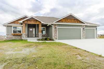 Riley County Single Family Home For Sale: 8788 Kinzie Jo's Way