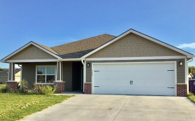 Riley County Single Family Home For Sale: 5405 Haddon Court