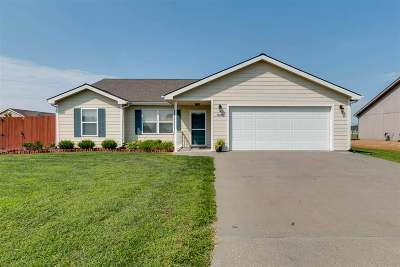 Riley County Single Family Home For Sale: 3128 Brookville West