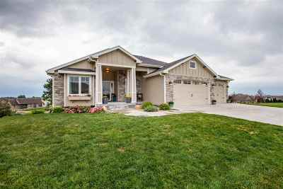 Riley County Single Family Home For Sale: 1003 Lesmer Circle