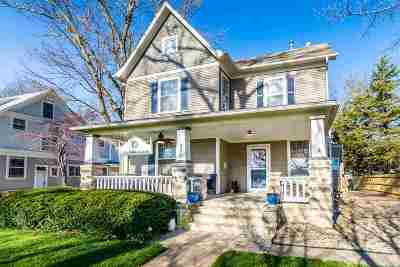 Riley County Single Family Home For Sale: 331 N 14th