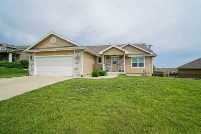 Riley County Single Family Home For Sale: 1008 Laussac