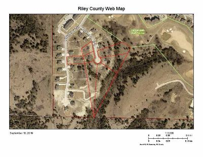Riley County Residential Lots & Land For Sale: 0000 Lot 25 Ardmore Circle