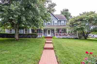 Abilene Single Family Home For Sale: 303 Wheatridge Place